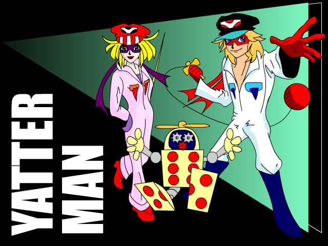 ヤッターマン (2008年のテレビアニメ) - JapaneseClass.jp